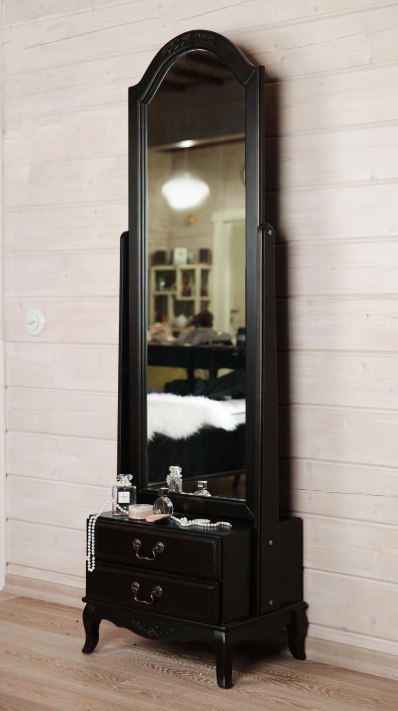 Зеркало напольное Belveder Saphir Noir, ST 9122N