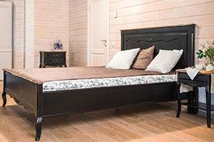 Спальня Mobilier de Maison Belveder Saphir Noir