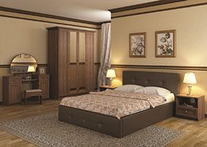 Кровати интерьерные Арника
