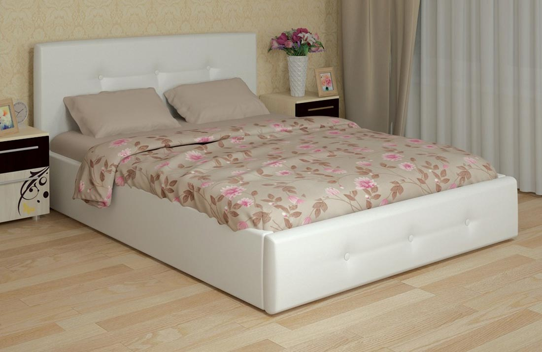 Кровать интерьерная Арника Линда (160)