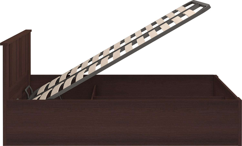 Кровать Ижмебель Скандинавия (160) с подъемным механизмом, арт. 02