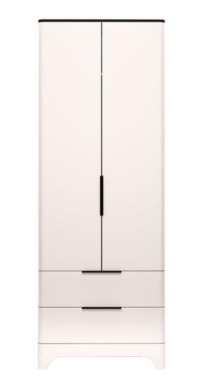 Шкаф Ижмебель Танго 2х дверный для одежды с ящиками (без зеркала), арт.09