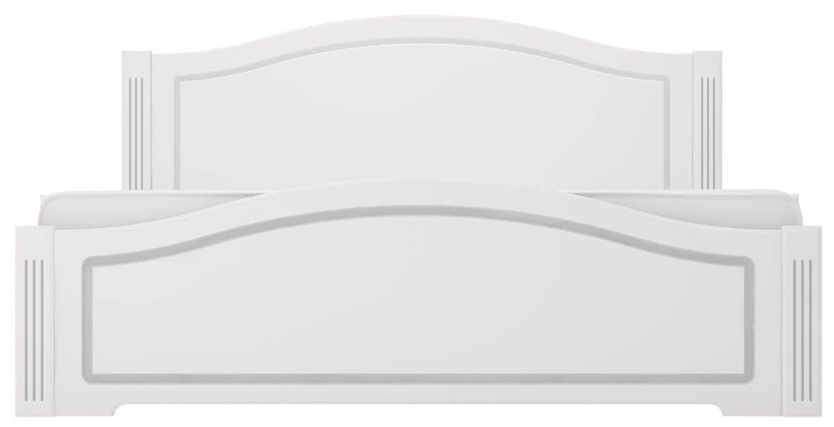 Кровать Ижмебель Виктория с основанием (120), арт. 33