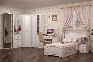 Детская мебель Виктория Ижмебель