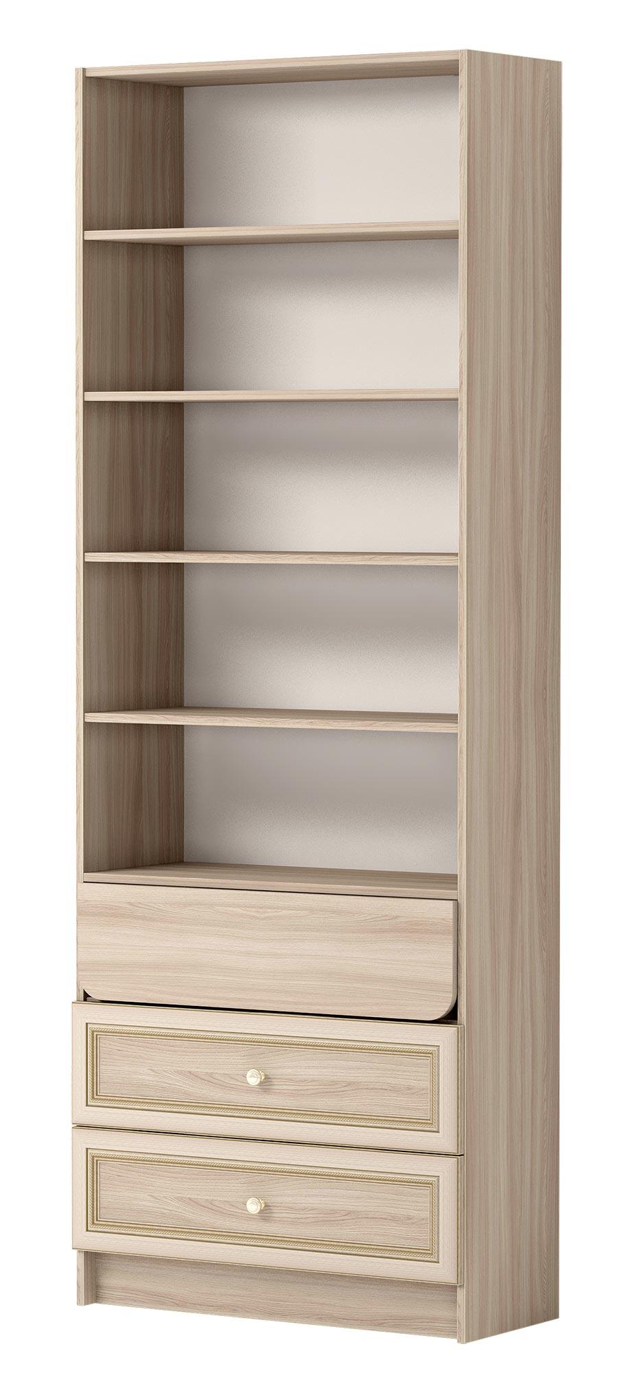 Шкаф комбинированный Ижмебель Брайтон, арт.15