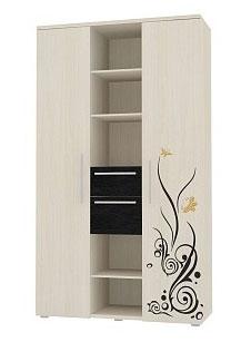 Шкаф комбинированный Марианна АРТ 3