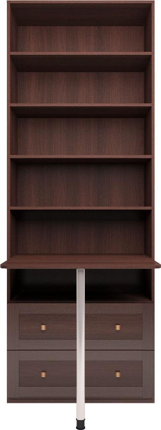 Шкаф комбинированный Ижмебель Скандинавия, арт. 47