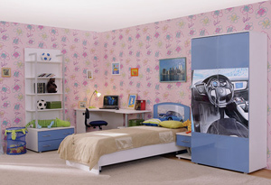 Детская мебель Бьянка Ижмебель
