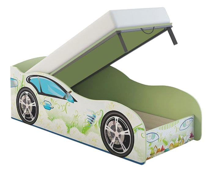 Кровать-машина  Ижмебель Браво (80), мод.10