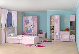 Детская мебель Браво Китти Ижмебель