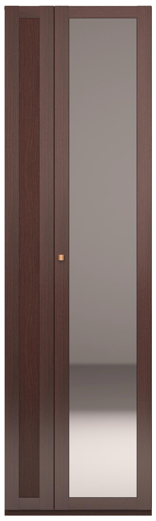 Шкаф для одежды (с зеркалом) Ижмебель Скандинавия, арт. 44