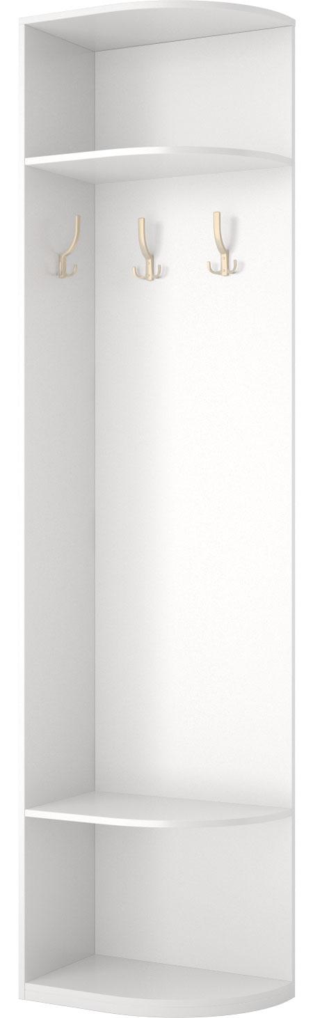 Приставка угловая с вешалкой Ижмебель Виктория, арт. 25