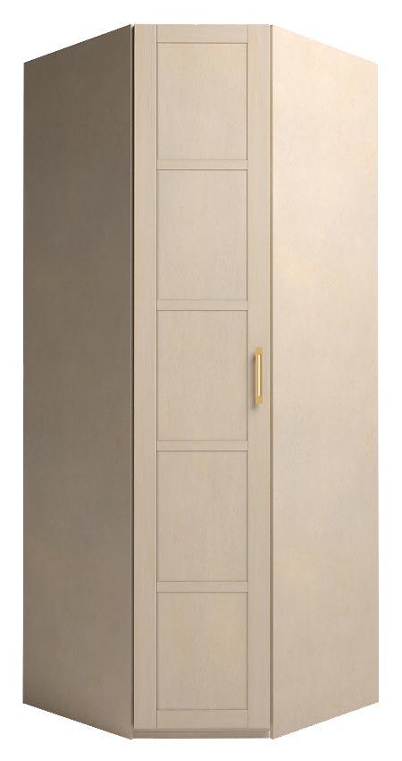 Шкаф Ижмебель Скандинавия Люкс угловой без зеркала, мод.5
