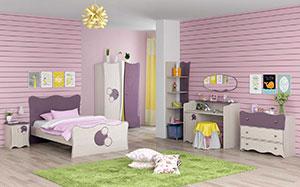 Детская мебель Амелия Интеди