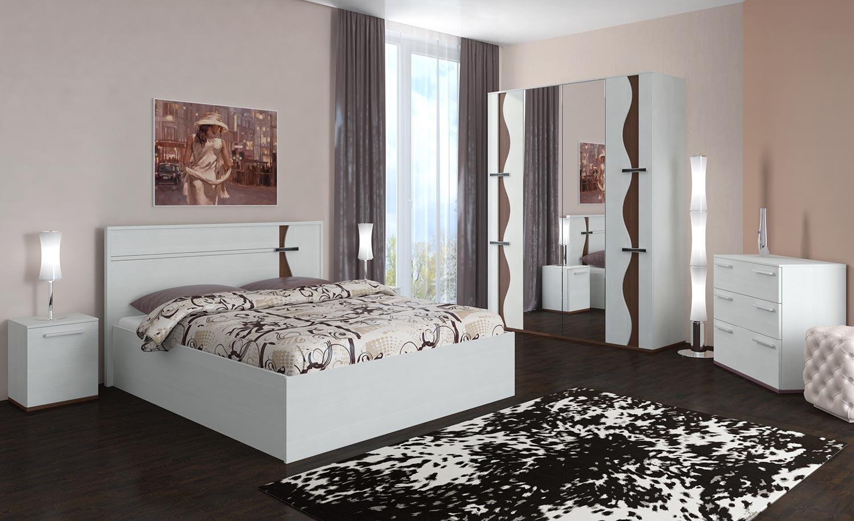 Комплект мебели для спальни Интеди Футура №2