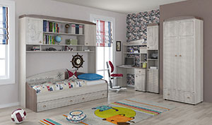 Детская мебель Калипсо Интеди