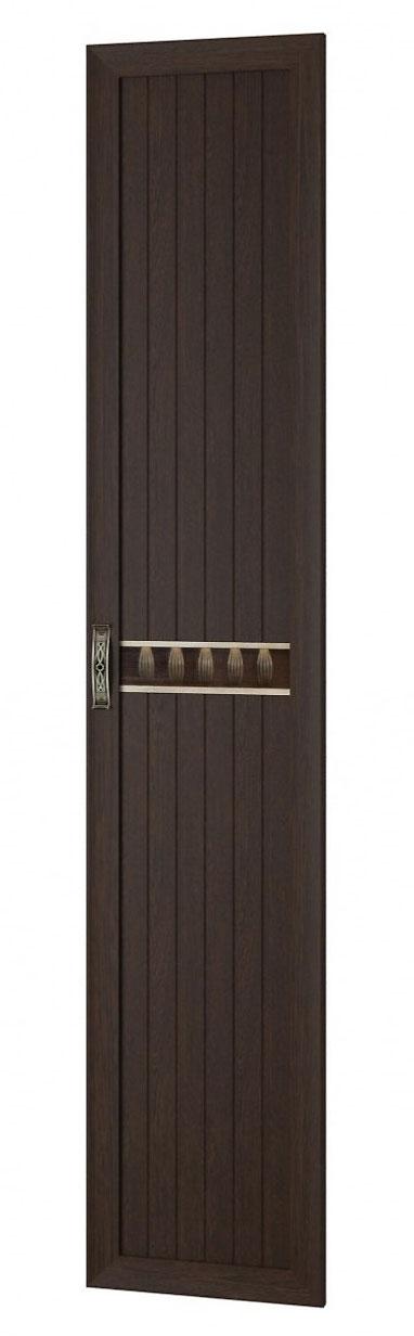 Дверь рамка-жалюзи декор Интеди Соната венге Д2