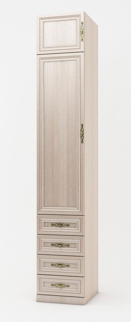 Шкаф Карлос бельевой, ШКК-007Б