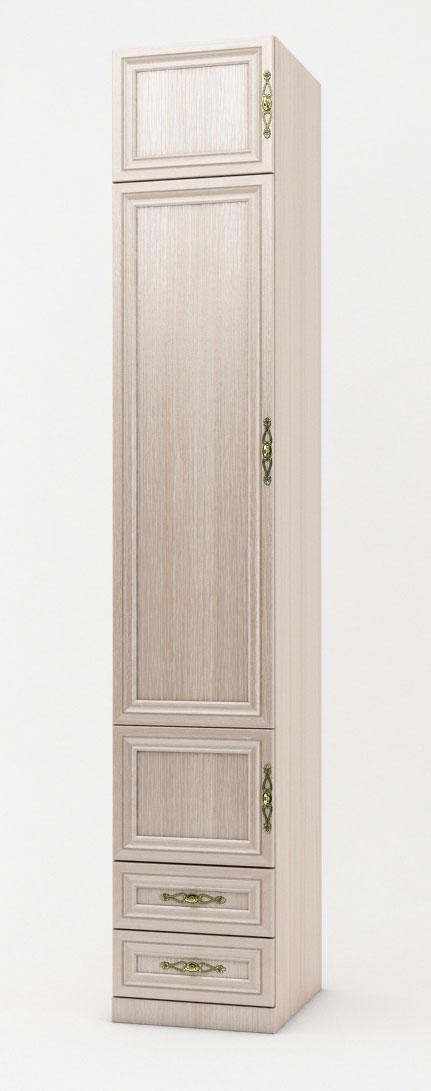 Шкаф Карлос бельевой, ШКК-019Б