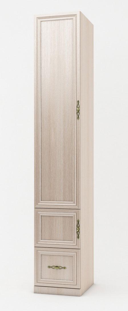Шкаф Карлос бельевой, ШКК-021Б