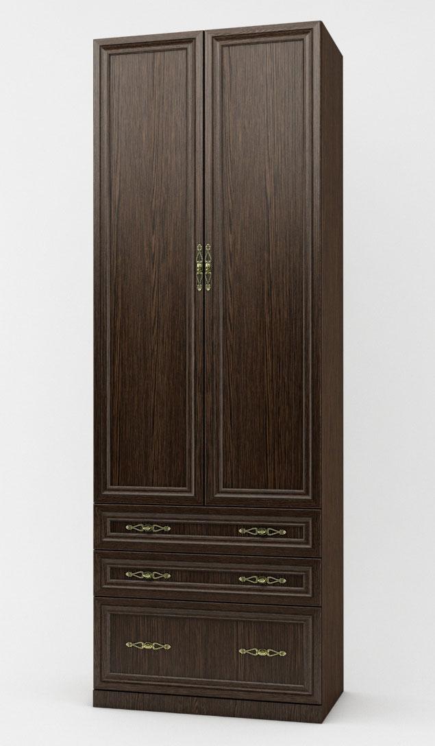 Шкаф Карлос бельевой, ШКК-033Б