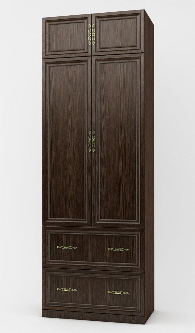 Шкаф Карлос бельевой, ШКК-035Б