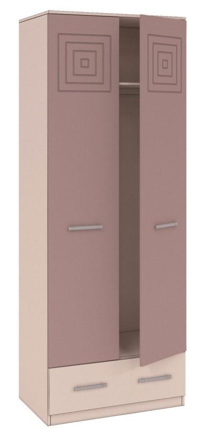 Шкаф 2х дверный с ящиком Кентавр 2000 Тандем-1, арт. 12