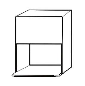 Шкаф под микроволновую печь Арт: В110