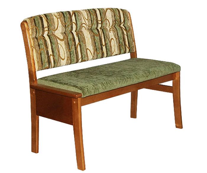 Кухонный диван  Боровичи Этюд облегченный 1450 без ящика