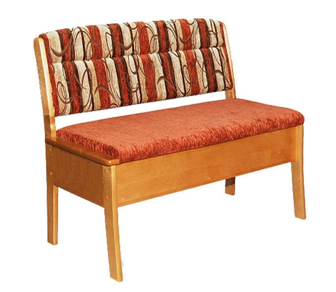 Кухонный диван Боровичи Этюд облегченный 1200 с ящиком