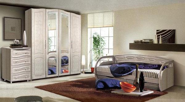 Набор мебели для спальни КМК Клеопатра № 1