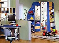 Детская мебель КМК
