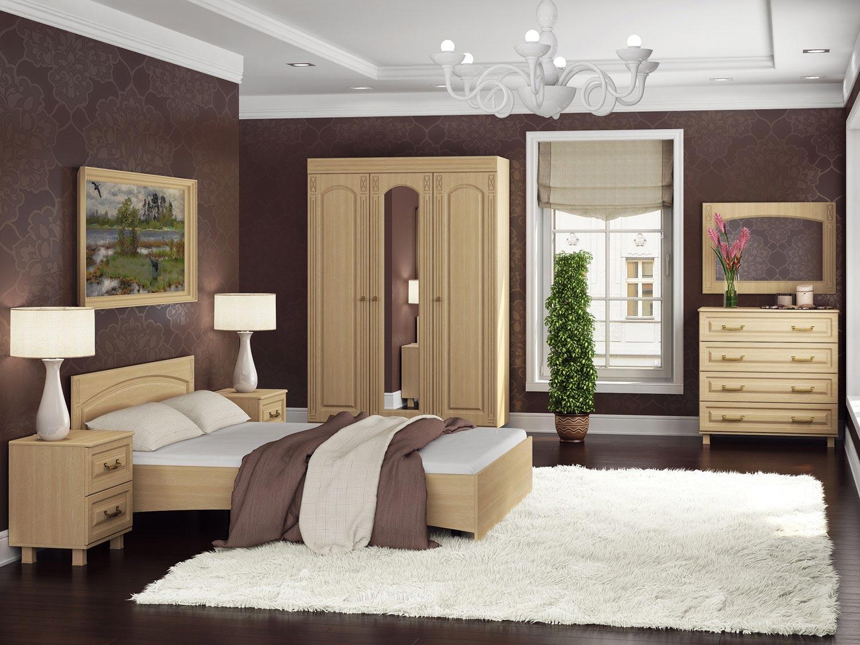 Спальня Компасс Элизабет 2