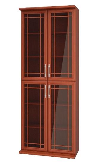 Шкаф 4х дверный для посуды Корвет МК 30, арт.5