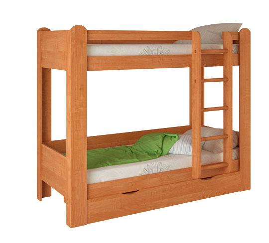 Кровать двухъярусная 1 Корвет
