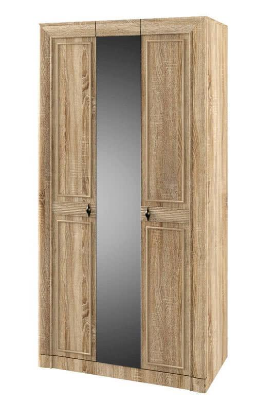 Шкаф трехдверный Корвет МДК 4.12, изд.104