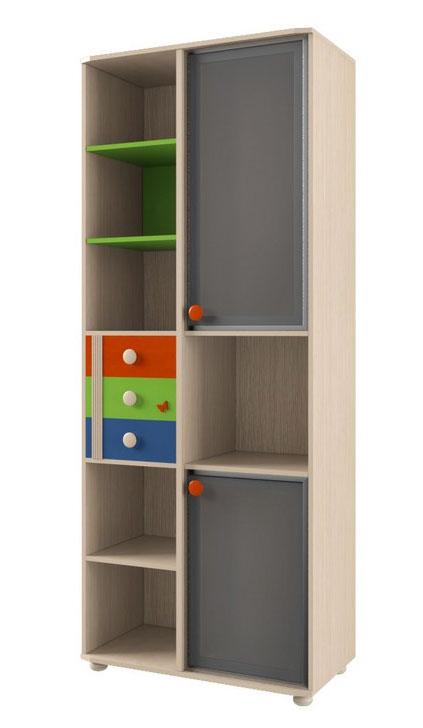 Шкаф для книг Корвет МДК 4.13, изд.108