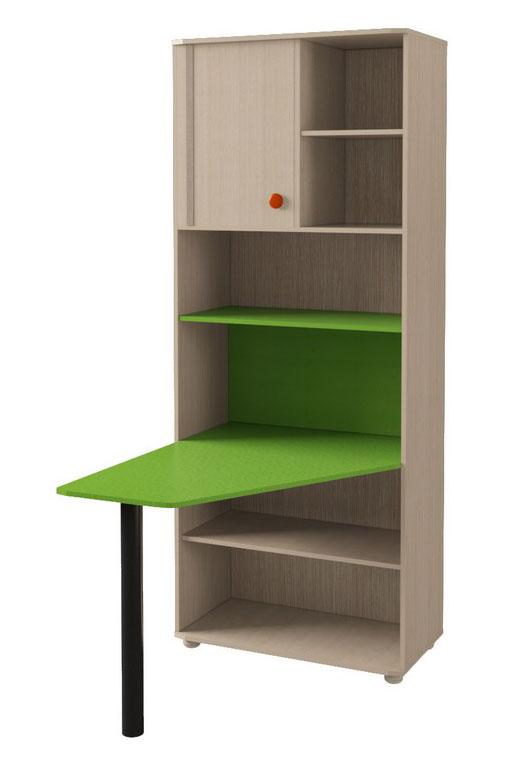 Шкаф для книг Корвет МДК 4.13, изд.116