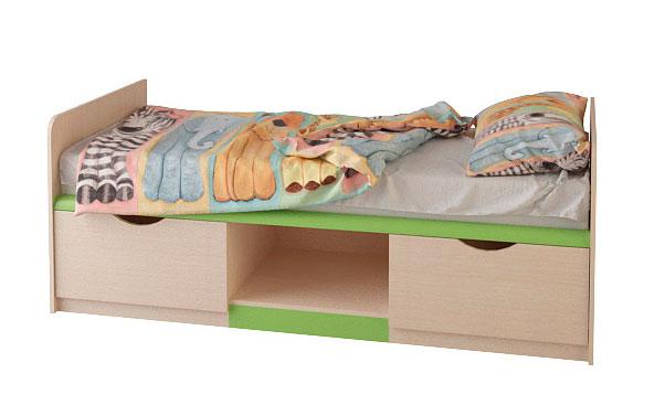 Кровать с ящиками Корвет ЖК 4.5М, изд.12