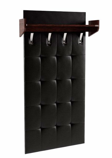 Вешалка 9М (черная) Корвет 19