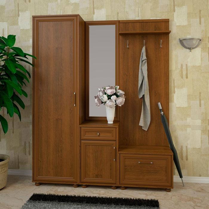 Набор мебели для прихожей Корвет 22, комплектация 4