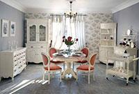 Столы обеденные La Neige