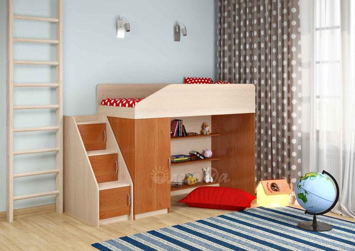 Кровать-чердак Легенда 11