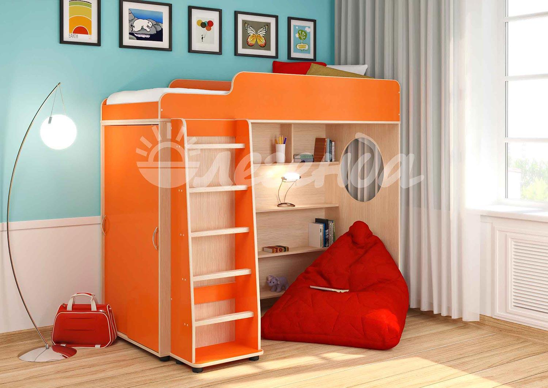 Кровать-чердак Легенда 5