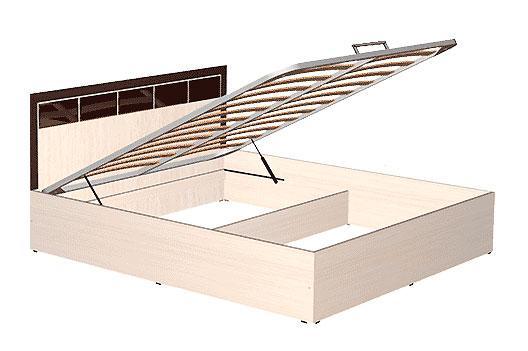 Кровать с подъемным механизмом Линаура Венеция (160)