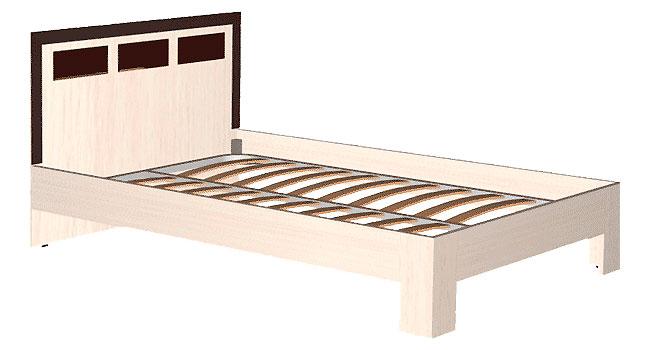 Кровать с основанием  Линаура Венеция (120)