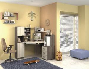 Компьютерный стол Линвуд Вега 5