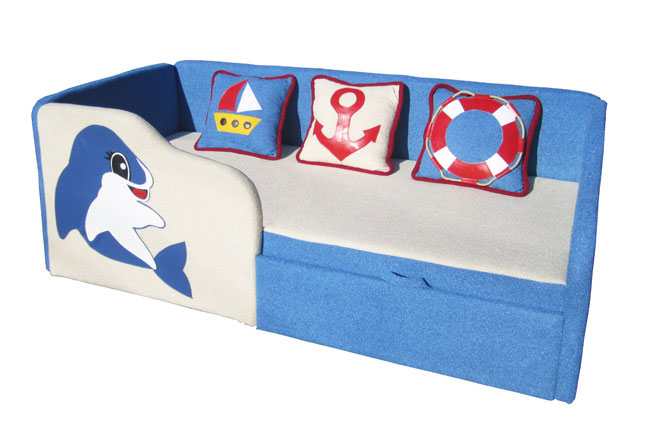 Детский диванчик М-Стиль Дельфин