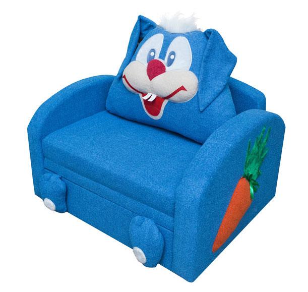 Детский диванчик М-Стиль Кролик