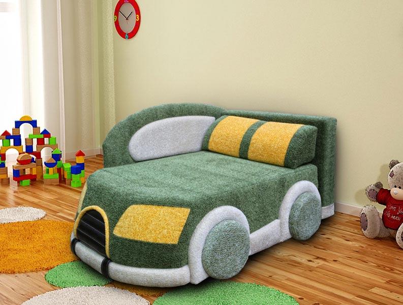 Детский диванчик М-Стиль Ралли